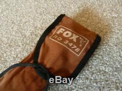 Fox Bonsai Ig 6' (rd 3478) 2.75lb Stalking Rod Très Rare (excellent État)