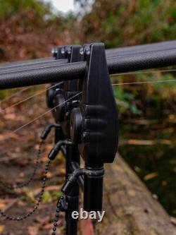 Fox Mini Micron X 3 Rod Bite Alarme Et Set De Récepteur