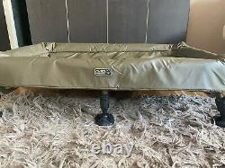 Full Carp Set Up Aqua Nash Fox Solar Atts Shimano Avid Ridge Monkey Utilisé Une Fois