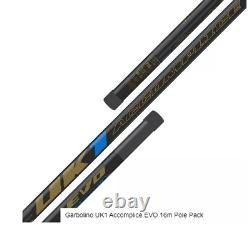 Garbolino Uk1 Réalisation Evo 16m Pole Pack Gombg8782
