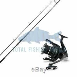 Grays Gt Spod Rod 12ft + Aerlex 10000 Spod Reel Fishing Nouveau Spod Canne Et Moulinet