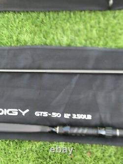 Greys Prodigy Gt5-50 12ft 3,5lb T. C Poignée De Rembourrage Complet Ensemble De Barre De Carpe De 3