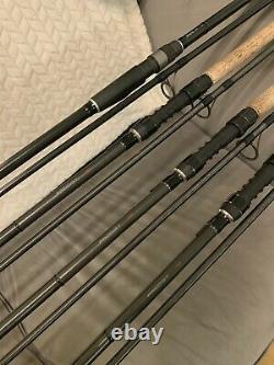 Greys Prodigy Gt5 Carp Rods, + One Greys Spod Rod