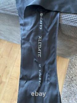 Greys Xlerate Full Shrink Wrap Carp Rod 12ft 3,25lb Modèle 1436274 Utilisé