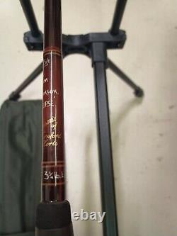 Jim Gibbinson Eclipse Carp Rod 13 Pi 3 1/4 Tc Carp Rod