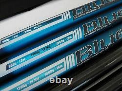 Leeda Blue Diamond 16m Pole 4 Tops Maver Preston Kit Match Carpe Pêche Mint
