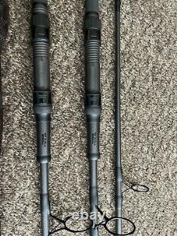 Nash Scope 10ft 3.5 (spécial) 2 Rod Set Up + Scope Landing Net + Scope Bagage