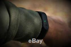 Nd Tackle Sans Fil S9 Bite Alarm Set & H9pro Head Torch & B9 Poignet Pêche À La Carpe