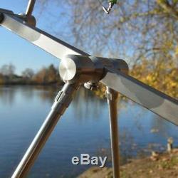 Nouveau 2020 Gt Solaire Tackle P1 Rod Pod Grande Tourer P1gt Incl Sac Pêche À La Carpe