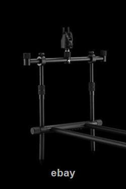 Nouvelle Direction Tackle 360 Rod Pod(3 Rods) Pour La Pêche À La Carpe