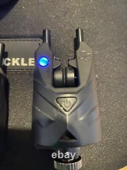 Nouvelle Direction Tackle S9 3-rod Bite Alarm Set
