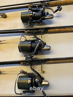 Pêche À La Carpe Pleine Mise En Place Avec Pignon D'extrémité Supérieure Rt4