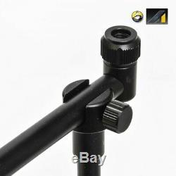 Pod Solaire En Aluminium Avec Buzz Bars 2 Ou 3 Rod Nouveau Pêche De La Carpe Rod Pod