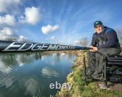 Preston Edge Monster Margin 10m Pole, Livraison Gratuite Coarse Carp Match Fishing