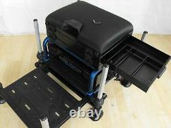 Preston Espace Station Compact Seatbox Match Carp Pole Peaching Setup