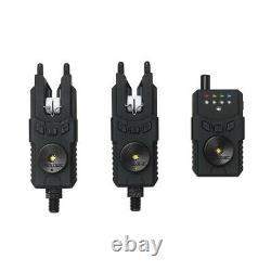 Prologic Custom Smx Mkii Alarmes Wts Fishing Alarm Set 2, 3 Ou 4 Rod Set Nouveau