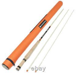 Redington Butter Stick 476-3 Tige À Mouche 4wt 7'6