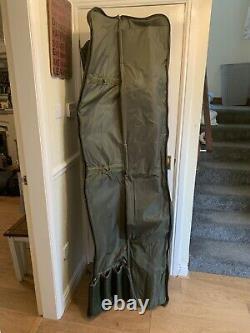 Renard La Matrix 12ft 2.75tc Carp Rods + Nash Apache Rod Bag