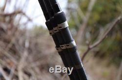 Shimano Nouveau Tribal Tx5 Tx5 12ft Ou 13ft Pêche De La Carpe Rod Toutes Les Courbes D'essai