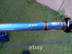 Shimano Super Ultegra 2,5lb Tc 12' Barre De Carpe. Sac Original, Absolument Époustouflant