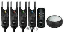 Sonik Gizmo Alarm Set + Bivvy Lampe Tous Les Modèles 2, 3 & 4 Rod Jarretelles New