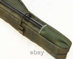 Sonik Sk-tek 3 Rod Compact Sleeve New Carp Fishing Rod Holdall Toutes Les Tailles