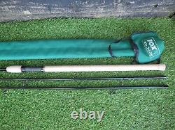 Spécialiste Fox 12 Pi 1 Lb Tc Twin Tip Avon Feeder Rod Rd 3238 Tige De Barbel Usé