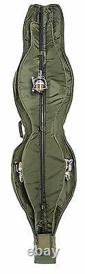 Trakker Carp Fishing Luggage New Nxg Compact 3 Rod Sleeve 12ft 204814