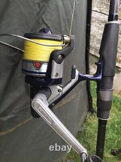 Utilisé Complet Carp Set Up Nash Fox Shimano Delkim Greys Tracker Great Condition