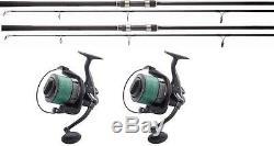 Wychwood Dispatch S1 Spod Rod + M1 Marker Rod + Expédition 7500 Bobines + Braid