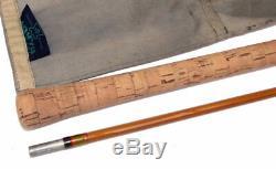 X Rare Hardy Richard Walker Carp Tige Palakona 10' 2 Pièce En Conditi Étourdissement
